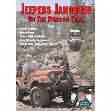 Sidekick Off Road Rick Russell Off-highway Adventure Series Jeepers Jamboree: On The Rubicon Trail Dvd-054