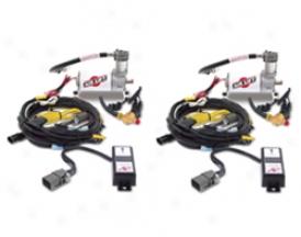 Smartair Self-moving On Board Air System-dual Sensor