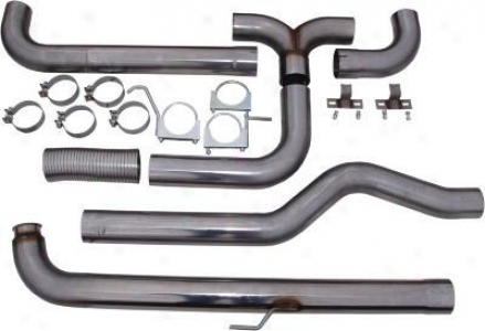 Smokers Xp Series Turbo Back Stack Exhaust Order