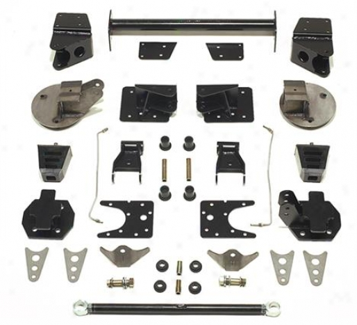 Solid Axle Conversion Kit 2wd - 4wd