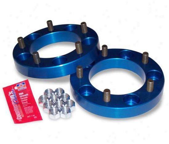 """""""spidertrax Offroad Spidertrax Wheel Slacers Suzuki 1"""""""" Revolve Spacers Whs-001"""""""