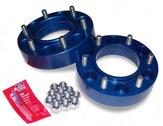 Spidertrax Offroad Spidertrax Wheel Spacers Toyota Hub Centric (late Model) Whs-007