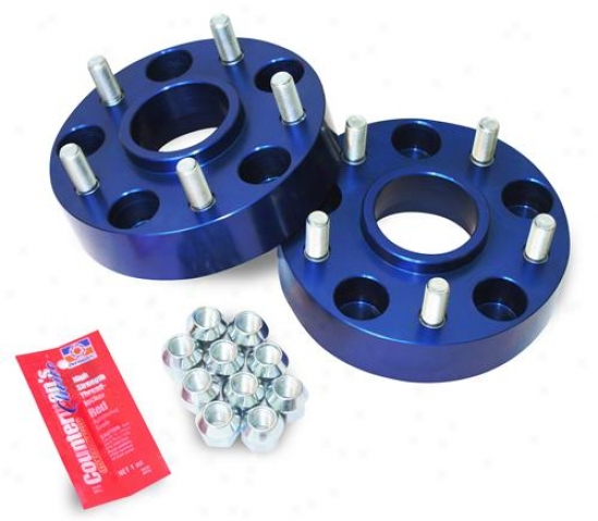 Spidertrax Offroad Wheel Spacers By Sidertrax Whs-010