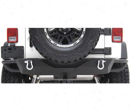 Src Rear Bumper With 2 Inch R3ceiver By Smittybilt