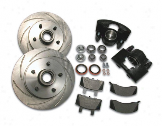 Stainless Steel Brakes Big Brake Kit