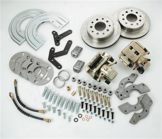 Standard Drum To Disc Brake Conversion Kit
