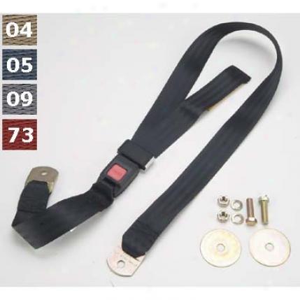 Standard Lap Belt