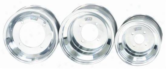 Sti 2 Piece Aluminum Wheels - Polished