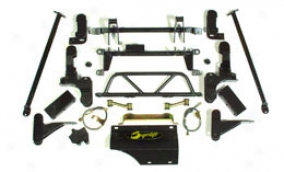 Supelift 5 - 7 In. Suspension System With Bilstein Reservoir Shocks