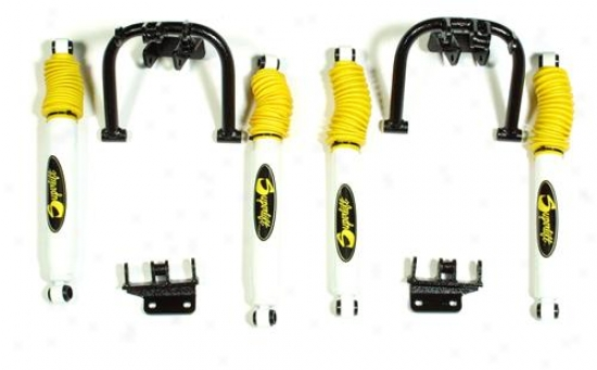 Superlift Multiple Shock Absorber Kit 9651b