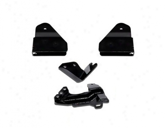 Superlift Traction Bar Bracket Kit 7999