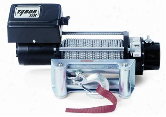 Tabor 12k Value Series Winch