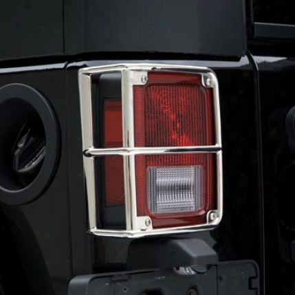 Taillight Guards By Smittybilt