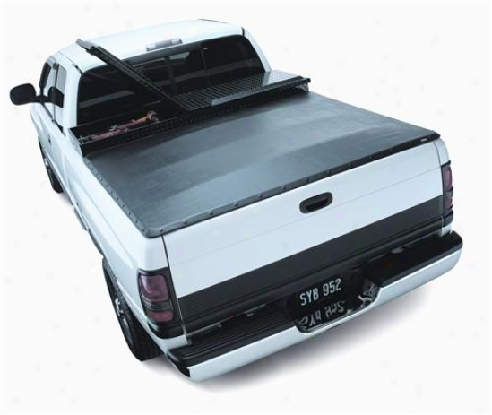 Tool Box Tonno Tonneau Cover, Tool Box Not Included