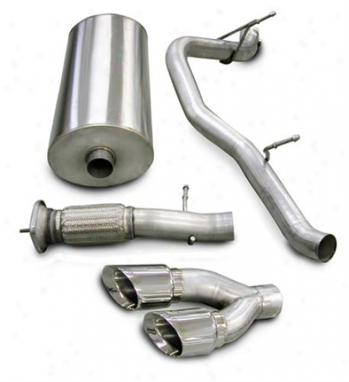 Touting Cat-back Exhaust System