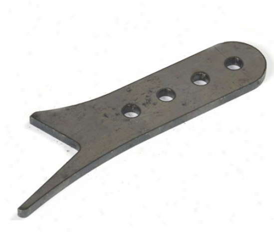 Track Bra (panhard) Bracket By Blue Torch Fabworks Btf03093
