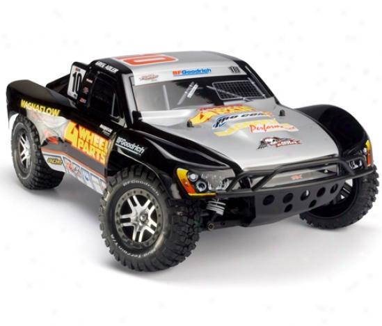 Traxxas Greg Adler 4 Wheel Parts Editkon Traxxas Rc Truck 5805a