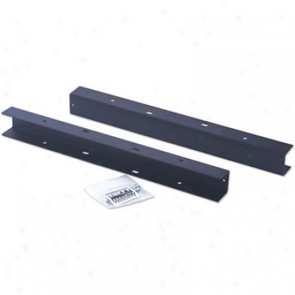 """tuffy Security Products 3"""" Riser Brackets By Tuffy 059-01"""