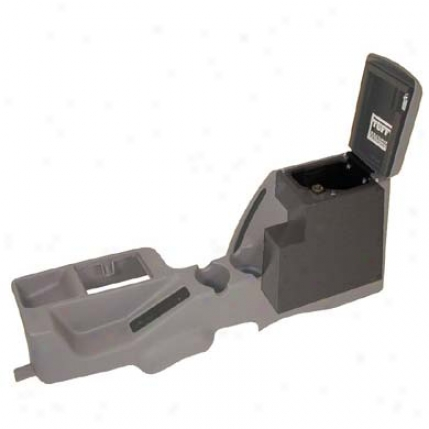 Tuffy Secutity Products Security Console Insert By Tuffy 139-08