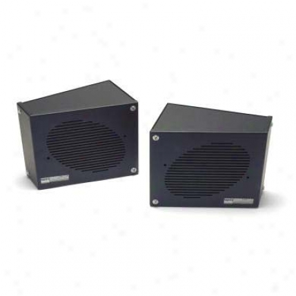 Tuffy Security Products Speaker Security Box Set By Tuffyâ® 019-01