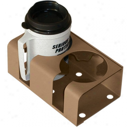 Tuffy Security Products Standard Drink Holder By Tuffy  034-04