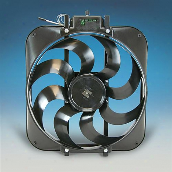 Twinline Electric Fan