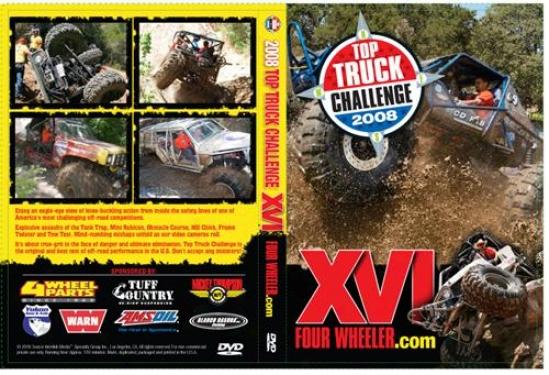 Videos 2008 Head Truck Challengr Ttc08dvd