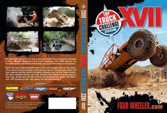 Videos 2009 Top Truck Challenge Dvd Ttc09dvd