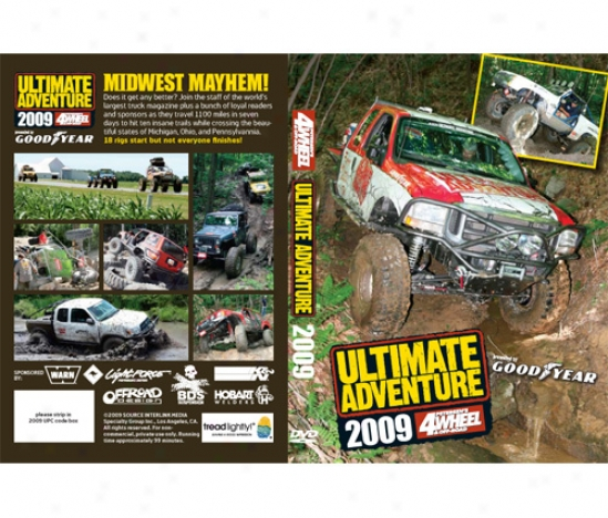 Videos Ultimate Adgenture 2009 Ua09dvd