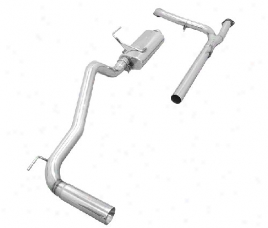Volang Cat-back Exhaust Kit