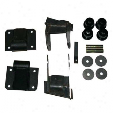 Vortec Gen Iii Engine Mounts 713092