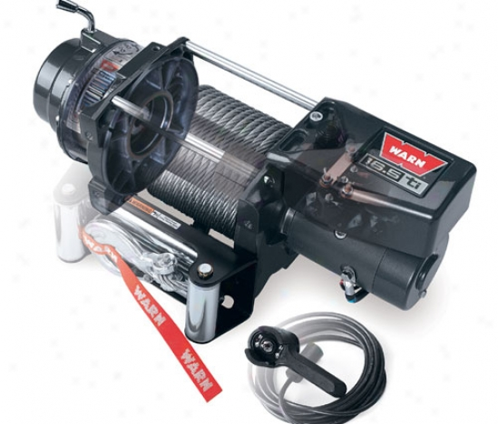 Warn 16.5ti Thermometric Self-recovery Winch