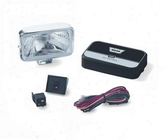 Admonish  4x Driving Light Kit