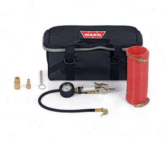 Warn Air Accompaniment Upgrade Kit