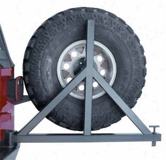 Warn Bumper Tire Carrier