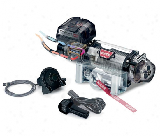 Caution  Patience 12.0 Self-recovery Winch
