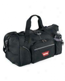 Warn Expedition Duffel Bag W/warn Logo