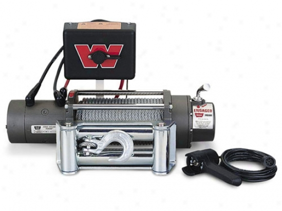 Warn M6000 Self-recovery Winch