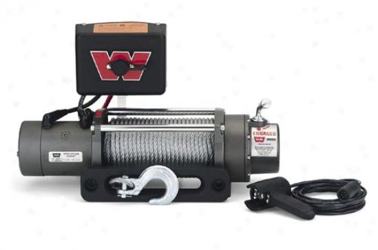 Warn M8000 Self-recovery Winch