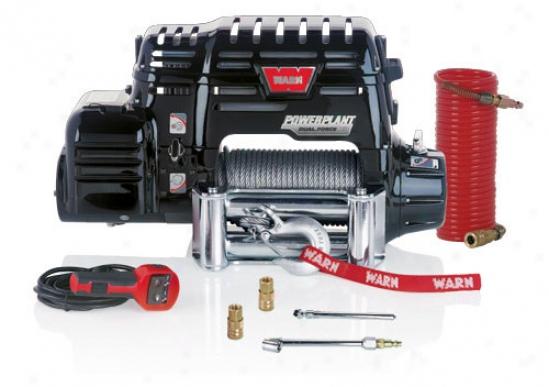 Admonish  Powerplant Dual Force H; Air Compressor And Winch