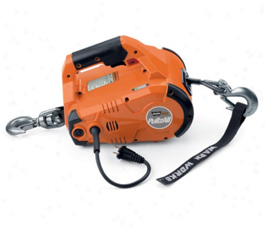 Warn Pullzall Hand Held Electric Pulling Hireling