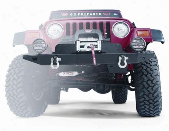 Warn Rock Crawler Front Full glass