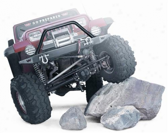Warn Rock Crawler Grille Protect Tube