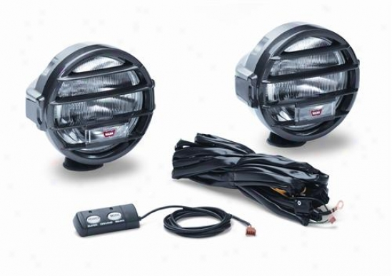 Warn Sdb-160 Hb Driving/spot Light
