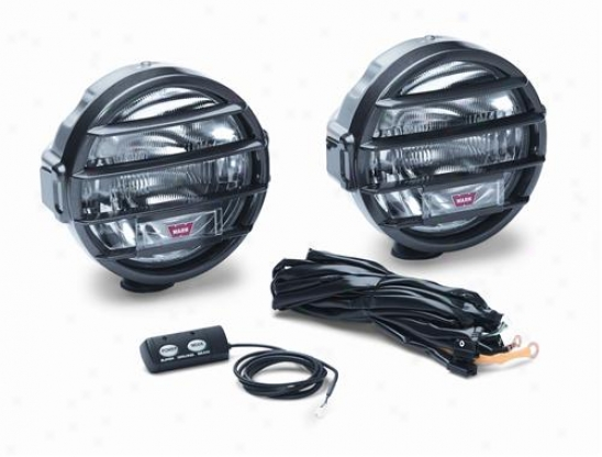 Warn Sdb-210 Hb Driving/spot Light