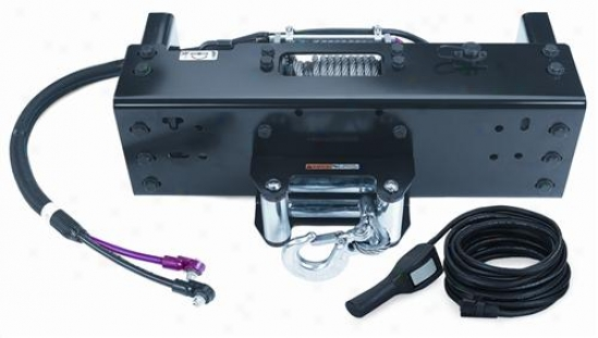 Warn Seriew 12 Dc Industrial Winch Kit