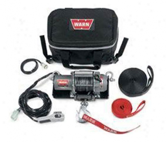 Warn Snowmobile Winch