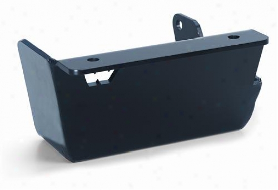 Warn Ste3ring Bkx Skid Plate