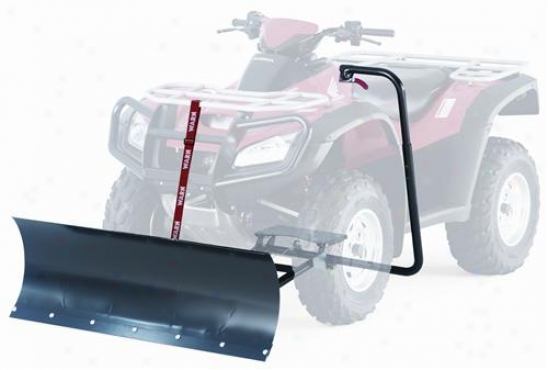 Warn Universal Atv Plow Manual Lift Kit