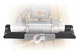 Warn Universal Winch Mounting Plate